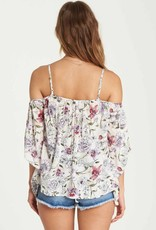 Billabong FOREVER OFF-THE-SHOULDER TOP