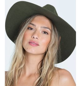 Billabong ON THE ROCKS FELT HAT