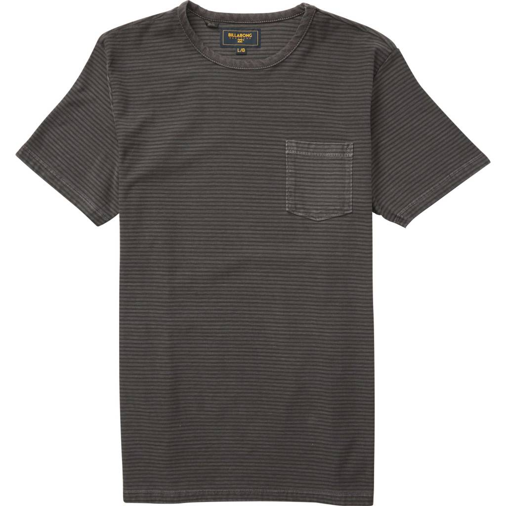 Billabong STRINGER SHORT SLEEVE CREW TEE