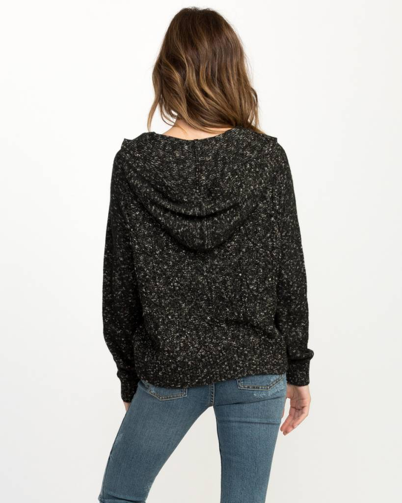 RVCA SNITTY HOODED SWEATER