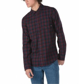 VANS ALAMEDA LONG SLEEVE PLAID