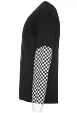 VANS Checker Sleeve Two-Fer T-ShirtChecker Sleeve Two-Fer T-Shirt