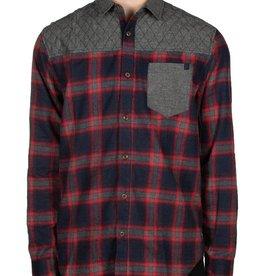 TEAMLTD Quilted Flannel