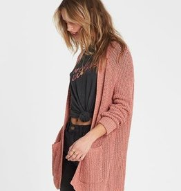 Billabong LAID BACK CARDIGAN SWEATER
