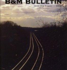 B & M Bulletin Vol XXIX, Number 3