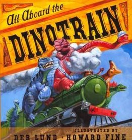 All Aboard the Dinotrain