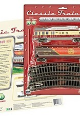 WowToyz Classic Train Set 14-pc, Assorted Styles, Carded
