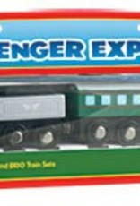 Li'l Chugs Passenger Express Train Set 4pc