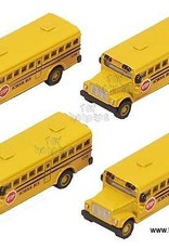 "2.5"" Yellow Bus"