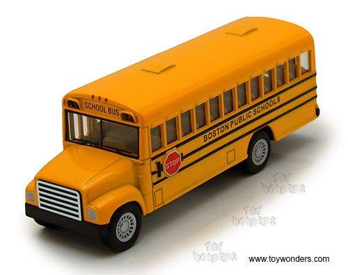 Boston School Bus