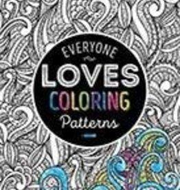 Bendon Adult Coloring Book Patterns