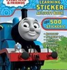 Thomas Giant Sticker Learning Book