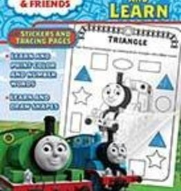 Thomas Trace and Learn