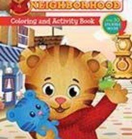 Daniel Tiger's Neighborhood Activity Book with Stickers