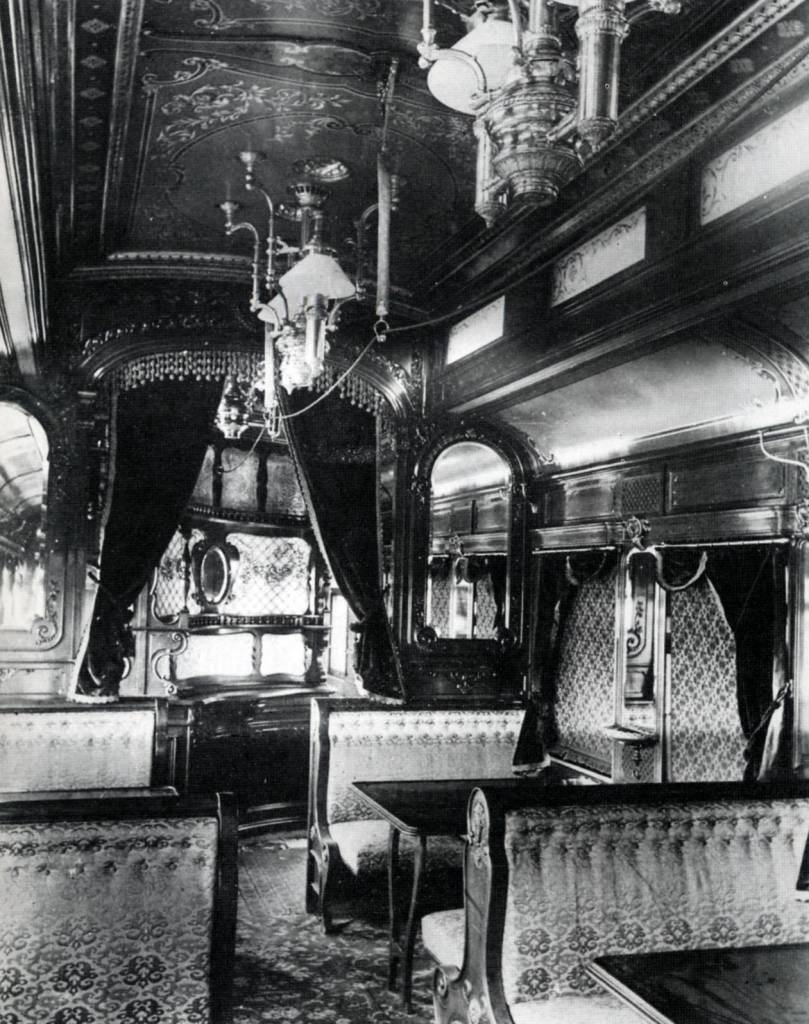 Dinner is Served Fine Dining Aboard the Southern Pacific