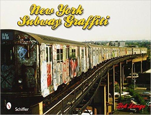 New York Subway Graffiti