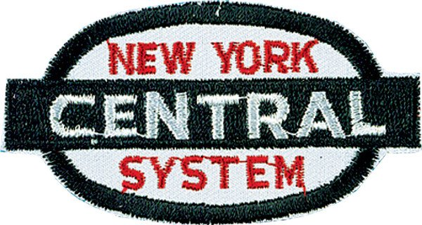 Iron On New York Patch