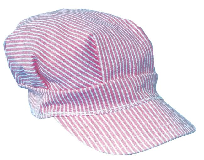 Engineer Hat Pink Adult Small / Youth