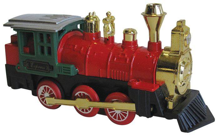 Medium Classic Friction Engine 5""