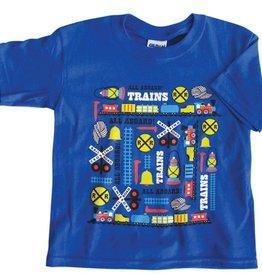 Train Icon T-Shirt