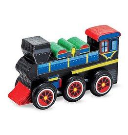 Create-a-craft Train Paint Set (Blue Box)