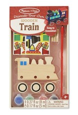 DYO Wooden Train (Red Box)