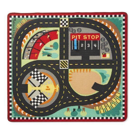 Race Track Rug