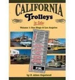 California Trolleys IC Vol. 1