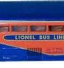 Lionel Bus Lines Yellow Coach 743  US53902