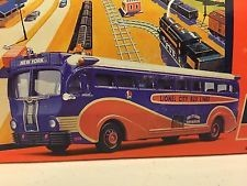 Lionel City Bus Lines Yellow Coach 743  US53904