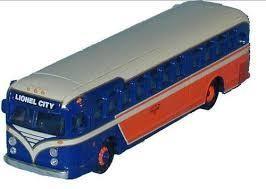 GM 4502 Lionel City Bus Lines US54007