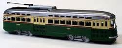 PCC Philadelphia Streetcar
