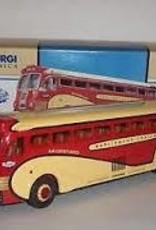 Burlington Trailways Yellow Coach 743 US98464