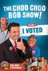 The Choo Choo Bob Show! V4 I Voted!