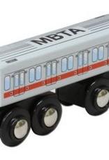 MBTA Red Line - Wooden