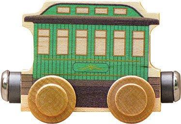 Name Train Passenger Car