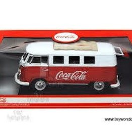 162 CocaCola VW Mini Bus *ON SALE* $10.00 Off
