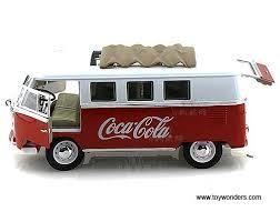 162 CocaCola VW Mini Bus *ON SALE* $10.00 Off