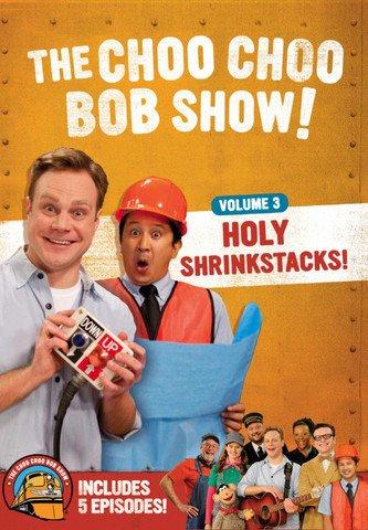 The Choo Choo Bob Show! V3 Holy Shrinkstacks!
