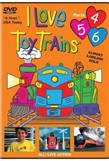 I Love Toy Trains 4-6