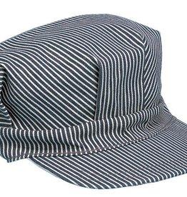 Engineer's Hat Blue Adult Medium Adjustable