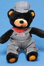 Black Engineer Bear