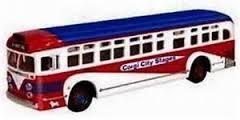 Corgi City Bus Lines GM4503