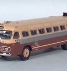 Capitol Bus Company Harrisburg Flxible Clipper US54205