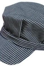 Child Blue Engineer Hat STM Logo