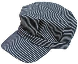 Adult Blue Engineer Hat STM Logo