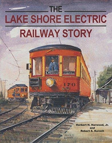 The Lakeshore Electric Railway Story