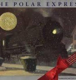 Polar Express Hardcover 25th Anniversary