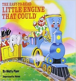 Easy to Read LETC Little Engine That Could