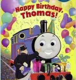 Happy Birthday Thomas Children's Book